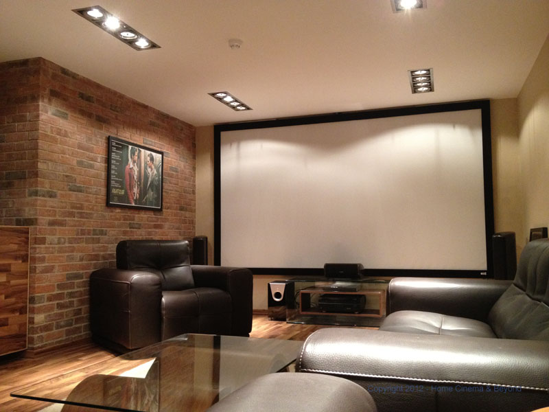 Home cinema and beyond home cinema room sutton coldfield for Home cinema room